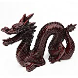GRAND DRAGON ASIATIQUE - Feng Shui Puissance et Protection - Décoration Asiatique...