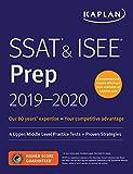 #9: SSAT & ISEE Prep 2019-2020: 4 Upper/Middle Level Practice Tests + Proven Strategies (Kaplan Test Prep)
