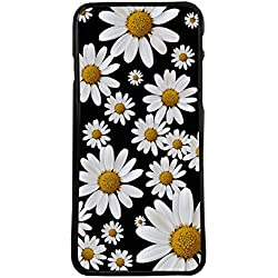 Carcasas De Moviles Fundas De TPU Compatible con El Modelo de Movil Galaxy J7 2018 Margaritas Flores