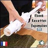 Sushi Bazooka - Sushi maker - Sushis y Makis - Utensilio para la preparación de Sushis y Makis -...