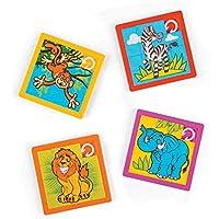 Business & Industrie Schiebepuzzle Puzzles Piratenmotiv 11 x 9 cm Slide Puzzle Mitgebsel Tombola