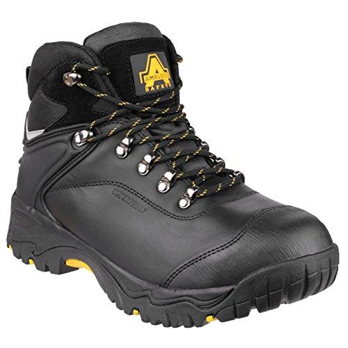 Amblers FS991 Chaussures montantes de sécurité Homme Noir