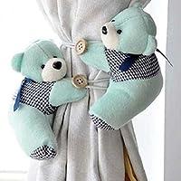 Bismarckbeer 1 Paar Cute Bear Fenster Vorhang Zugbänder Raffhalter Haken  Vorhang Schnalle Kinder Zimmer Der Decor