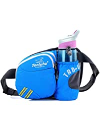 0abe4d7ca725 Generic KCASA KC-BC15 Running Sport Cycling Waist Water Bottle Carrier Belt  Bag Large Capacity