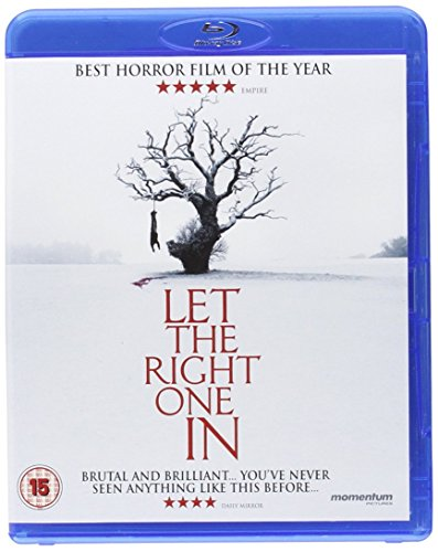 Let The Right One In [Blu-ray] [UK Import]