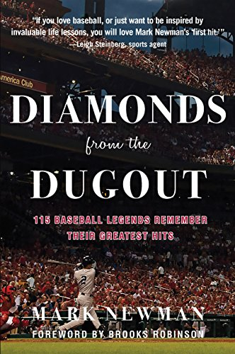 Diamonds from the Dugout (English Edition) por Mark Newman