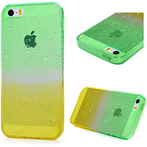 iPhone SE / 5S/ 5 Custodia Cover Bumper TPU Case