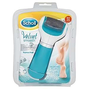 Scholl Velvet Smooth Diamond Pedi  Hard Skin Remover