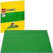 LEGO 10700 Classic Grön Basplatta, Byggleksak, Byggklossar, Kreativ Leksak