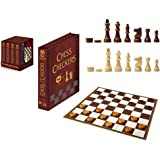 Pavilion Library Game Collection - Chess & Checkers by Toys R Us