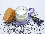 Zuckerpeeling Lavendel, vegan, ohne Palmöl, plastikfrei, handgemachtes Peeling von kleine Auszeit Manufaktur