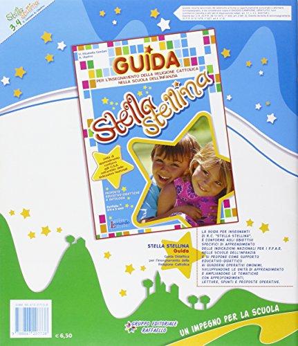Stella stellina. 3-4 anni. Per la Scuola materna