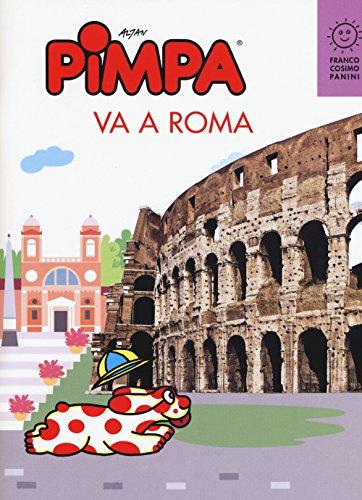 Pimpa va a Roma (Città in gioco) por Altan