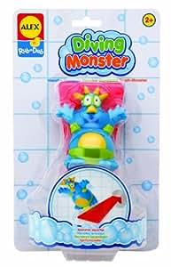 Alex Bath Diving Monster