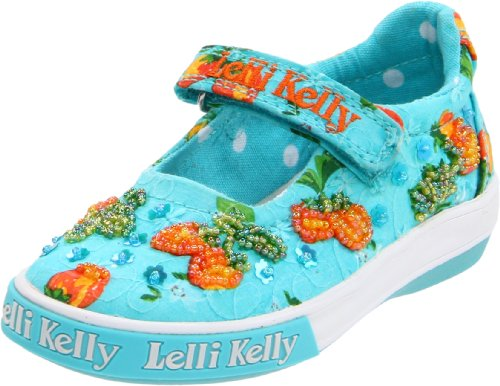Lelli Kelly , Mädchen Sneaker rosa fuchsia 28 Fuchsia