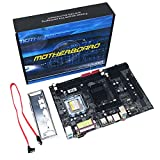 OlvidoLB F¨¹r Intel P45 Sockel LGA 771 DDR3 8 GB Computer Motherboard Unterst¨¹Tzung Xeon CPU