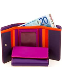 GENUINE MYWALIT Wallet Wallet Woman Sangria Multi - 221-75