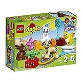 LEGO - DUPLO - Les animaux de compagnie 10838 - Jeu de Construction
