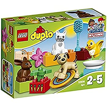 LEGO DUPLO 6136 My First Zoo: Amazon.co.uk: Toys & Games