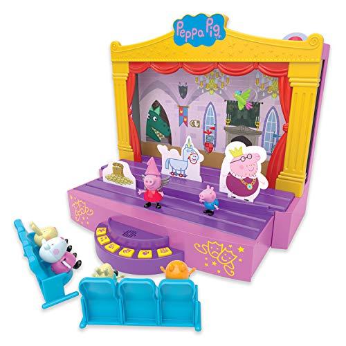 Peppa Pig 6964 PEPPA'S Stage PLAYSET, Multicolor alfonbrilla para ratón