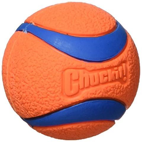 Chuckit Ultra Ball Jouet pour Chien 2 Pièces Taille