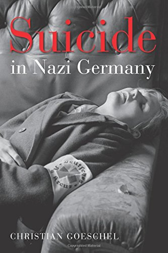 Suicide in Nazi Germany por Christian Goeschel
