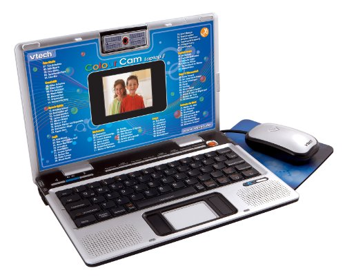 Vtech 80-102604 - Lerncomputer Colour Cam Laptop