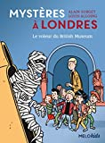 """Afficher """"Mystères à Londres n° 1 Le Voleur du British museum"""""""