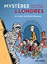 Mystères à Londres, tome 1 : Le voleur du British Museum par Surget