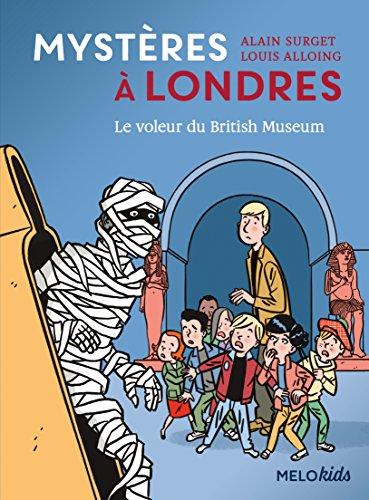 Mystères à Londres n° 1 Voleur du British Museum (Le)