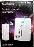 SILVERCREST® Funk-Türklingel für Steckdose