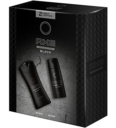 Axe Geschenkset Black Bodyspray & Duschgel, 1er Pack