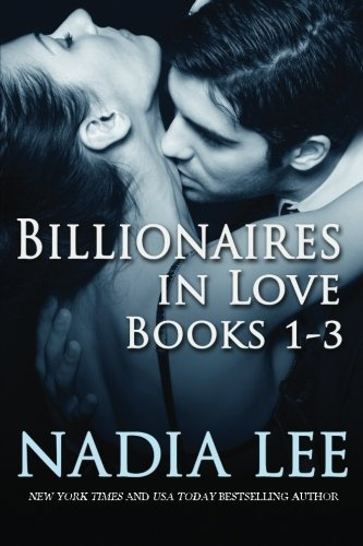 Billionaires in Love Books 1-3 (Vengeful in Love, Reunited in Love, Redemption i