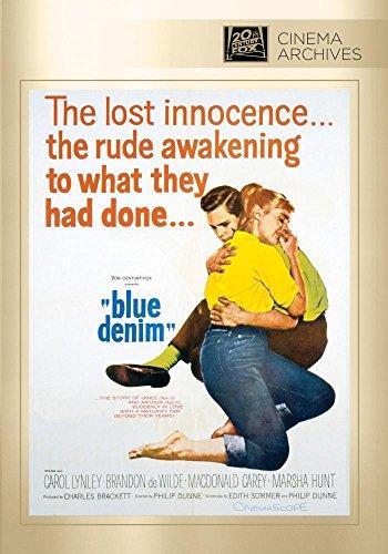 BLUE DENIM - BLUE DENIM (1 DVD)