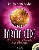 Der Karma-Code: Die verborgene Energie früherer Leben. Mit Praxis-CD