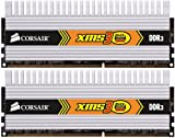 Corsair TW3X4G1333C9DHX XMS3 4GB (2x2GB) DDR3 1333 Mhz CL9 Performance Desktop Memory