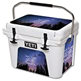 Best Yeti Ice Coolers - Skin for YETI Roadie 20 qt Cooler Hustle Review