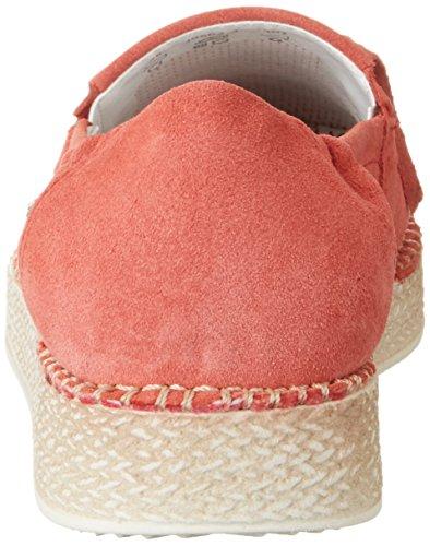 bugatti Damen J95623 Slipper Rot (coral 301)