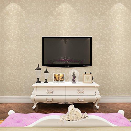 Zhzhco Grün Gepolsterten Pvc Selbstklebende Tapete Selbstklebende Tapete Wasser Wild Schlafzimmer Wohnzimmer Tapete 45Cm*10M