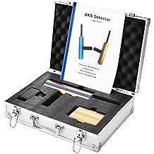 Cueffer 12V Aks Detector de Metales 1000M Detector de Metales Detector de Oro Detector de Metales