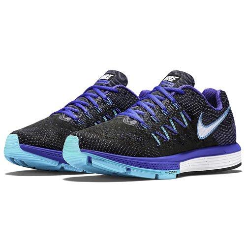 Nike Wmns Air Zoom Vomero 10, sneaker femme Noir - Schwarz (Schwarz / Violett)