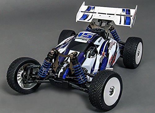 HobbyKing - Turnigy Nitro Rumble 1/8th 4wd Nitro Racing Buggy (Ready-To-Run) - DIY Maker Booole