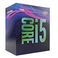 معالج كمبيوتر Intel Core i5-9400 6 كور حتى 4.1 جيجاهيرتز Turbo LGA1151 سلسلة 300 65W 984507