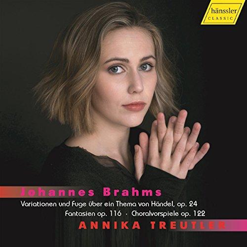 Brahms: Variationen und Fuge Über Ein Thema Von Hä