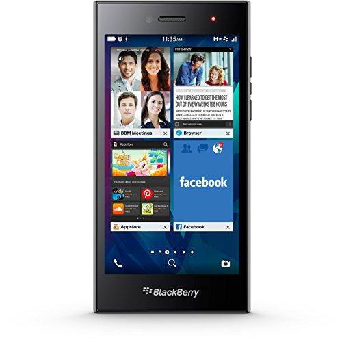 BlackBerry Leap (India-Grey)