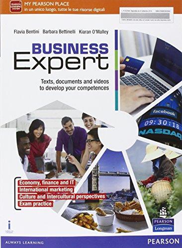 Business expert. Per le Scuole superiori. Con e-book. Con espansione online