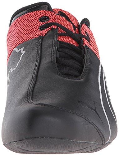 Puma , Baskets mode pour homme gris gris Puma Black/Red Blast