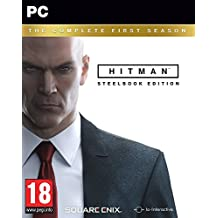 Hitman: The Complete First Season Steelbook Edition (PC CD) (New)
