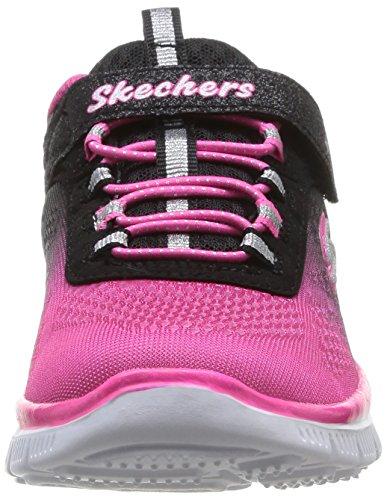 Skechers Skech Appeal Mädchen Sneakers Schwarz (Bkhp)