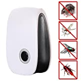 #6: Climberty [2018 Upgraded] Ultrasonic Pest Repeller, Electrical Bug Repellent, Non-Toxic Pest Repellent Plug in Indoor and Outdoor Pest Control for Mosquito Spider Ant Mice Roach and Other Insect